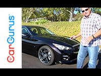 The Q50 can serve as a comfortable and quick all-weather performer, a modern and advanced technological tour de force, a fuel-efficient luxury car, or a fast and furious sports sedan. This variety, co...