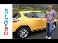 Representing an acquired taste, the Nissan Juke looks like something Andrew Zimmern might crunch into with his teeth while visiting a jungle.