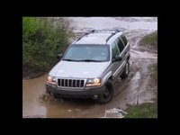 This is a more recent video of my Jeep mudding on a rainy day!