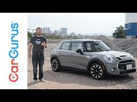 The 2015 Mini Cooper S, with its 4-cylinder turbocharged engine and dynamic handling is a blast to drive. Falling somewhere in the middle of sporty and practical, the Cooper S does a lot of things wel...