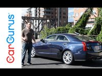 The 2016 Cadillac ATS is an improvement over last year's model, especially in upper trims with a more potent, fuel-efficient engine and a better infotainment system.