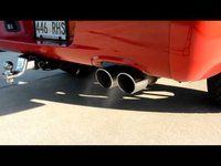 2005 Dodge SRT10 - Exhaust and Engine Video