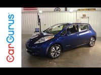 The Nissan Leaf is neither ludicrous nor insane, but its simplicity makes it special. This is a zero-emission vehicle thats accessible and easy to live with... just dont drive more than 107 miles.
