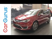 Chryslers new minivan uses an old name, but has generated lots of interest. We shot a quick Impressions video at the New England Intl Auto Show.