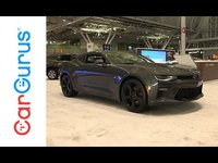 We took a quick look at the 2016 Chevrolet Camaro at the New England Intl Auto Show, and we liked it.
