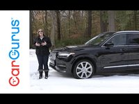 The new XC90 flagship offers multiple engines and seating capacities in a Volvo-safe luxury SUV.