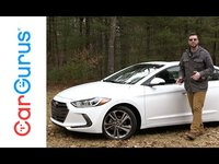 A whole new design inside and out as well as a focus on technology, efficiency, and safety have brought the Elantra to the front of the small-car pack.