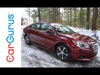 Every car category has its hidden gems, and the 2016 Subaru Legacy is one of these. It competes with the mega-popular Camry and Accord sedans, and the Altima, Mazda6, Ford Fusion, and Hyundai Sonata a...