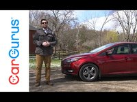 The 4-door, 5-passenger Ford Focus has been refreshed for this model year, building off the success of the third-generation car, which debuted in 2011. The result was a much more refined car than the ...