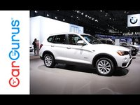 The BMW X3 returns for 2016, bringing with it the level of luxury and driving pleasure now synonymous with the brand.