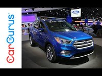 The ubiquity of compact crossovers has created an intensely competitive market. With the 2017 Escape, Ford hopes to outperform the likes of the Mazda CX-5, the Hyundai Santa Fe Sport, and Toyota's RAV...