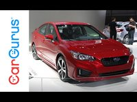 Brand new for 2017, the Subaru Impreza features all-wheel drive, a 2.0-liter boxer engine, and the EyeSight safety system. Subaru revamped its lowest-cost model for 2017, and unveiled both the sedan a...