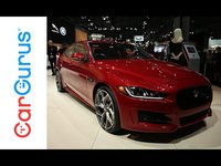 The XE is undeniably impressive. With an aluminum-intensive construction, an engine lineup ranging from a diesel 4-cylinder to a supercharged V6, and a starting price just south of 35,000, the XEs mis...