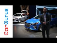 The 2017 Hyundai Ioniq is offered in three powertrains, a pure electric,  a hybrid plug-in, and a standard hybrid. We dig this because regardless of your lifestyle, Hyundai has you covered. Hyundai we...