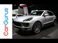 The Porsche Macan occupies the same space in the luxury compact crossover market as BMW's X3, the Land Rover Evoque, and the Audi Q5. What those lack and Porsche delivers, however, can be summed up in...