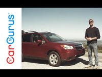 The Forester is now in its fourth generation, with a wealth of technological features and a stout 2.5-liter boxer engine that doesn't suffer from any of the power problems plaguing models like the Cro...