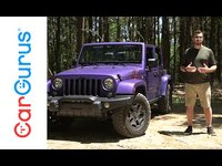 The Jeep Wrangler's an American icon, embodying the best combination of attributes you can buy in a vehicle today. It's got a convertible top for summer and 4-wheel drive for winter and off-roading ye...