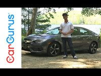 Through each of its previous generations, the Honda Civic has upheld thrift and dependability in a very small, fun-to-drive package. The all-new 2016 Civic takes bold chances in elevating small-car fa...