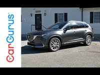 The 2016 Mazda CX-9 features improved fuel economy, thanks to a 2.5-liter turbocharged 4-cylinder engine. However, that same engine delivers 250 horsepower using premium fuel, and only 227 horsepower ...
