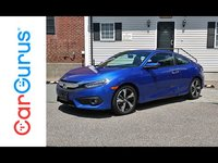 Cliff Atiyeh reviewed the 2016 Honda Civic and took special note of the latest generation's improved look and feel. The Civic Coupe enjoys all the enhancements of the new sedan, but its sporty looks c...