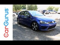 Want a 300-horsepower hatchback with all-wheel drive and a manual transmission? The Ford Focus RS is your only option. Cut back to 292 horsepower, however, and the 2016 Volkswagen Golf R will give you...