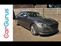 It looks like a Hyundai, drives like a Hyundai, and sounds like a Hyundai. Is it a Hyundai? No! This is the 2017 Genesis G80. With a new brand and a new name, the G80 enters the luxury auto market wit...