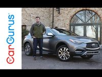 Infiniti wanted a premium compact crossover in a hurry, so rather than starting from scratch, it built the new QX30 on the Mercedes GLA's platform. George Kennedy reports that Infiniti did a good job ...